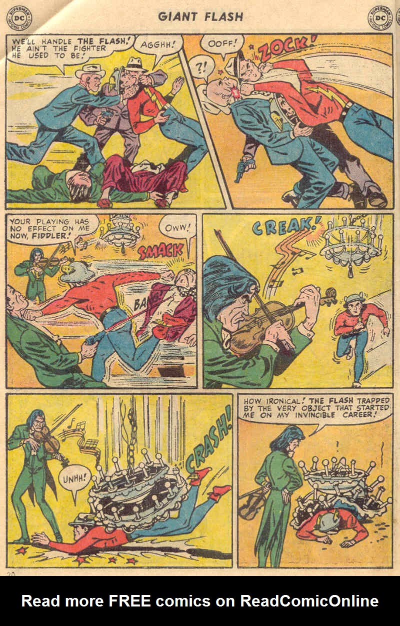 Read online All-Flash comic -  Issue #32 - 8