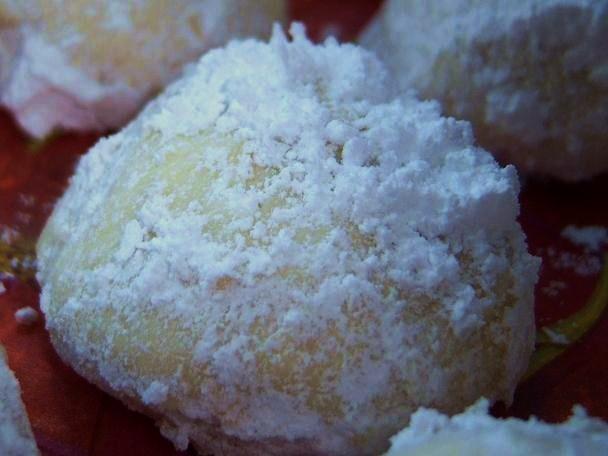 Orange Snowball Cookies What S Cookin Italian Style Cuisine