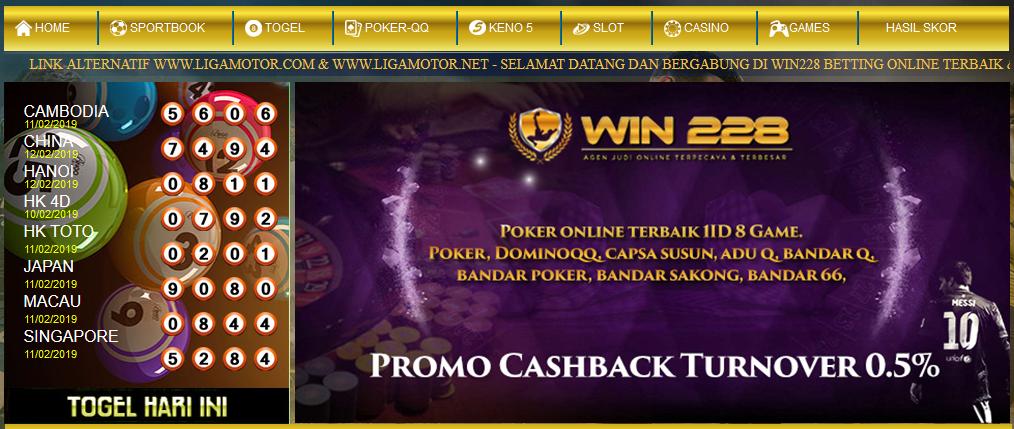 Memilih Situs Judi bola Online