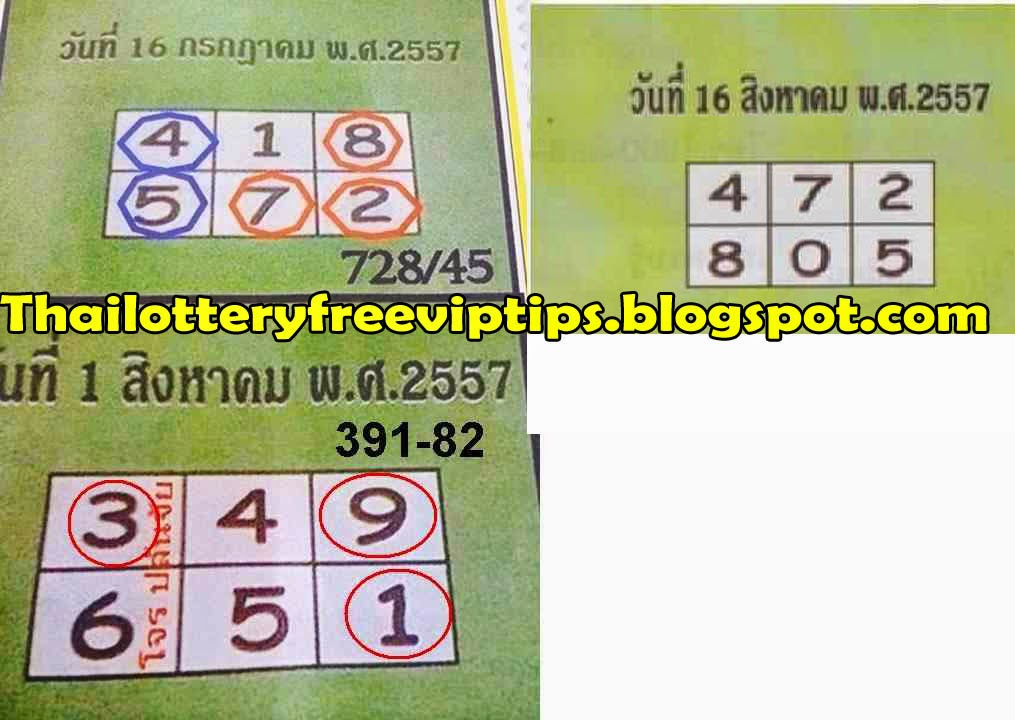 Thai Lottery 3up and down Tass Tip paper 16-08-2014.jpg