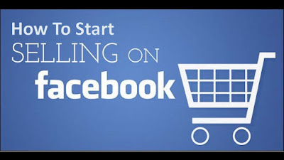 HOW TO SELLING ONLINE ON FACEBOOK