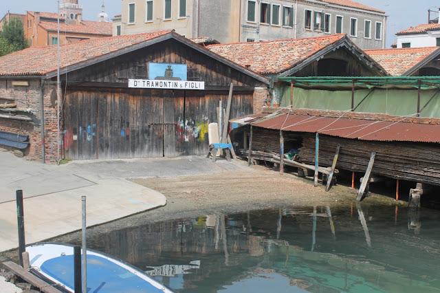 Squero di Tramontin, Dorsoduro, Venice