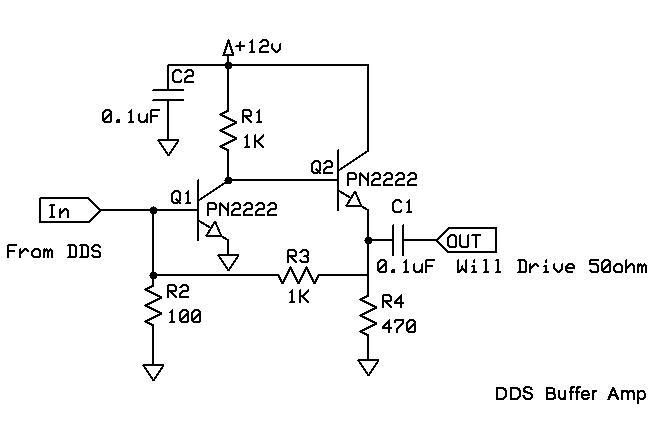 ciencia  u0026 hobbies  transmisor de cw con dds ad9850