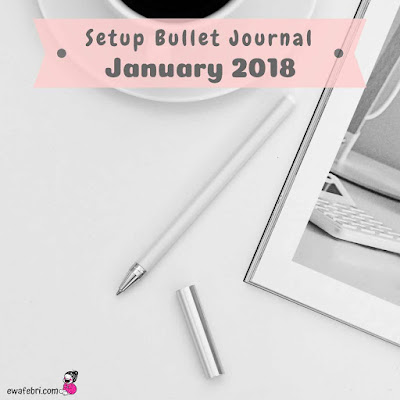 cara membuat bullet journal untuk pemula
