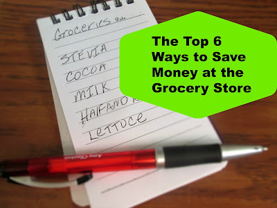 I'll have more money in the budget for other things If I save at the grocery store!