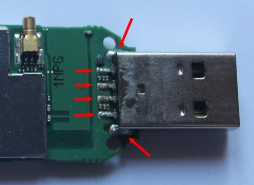 jak naprawić styki USB