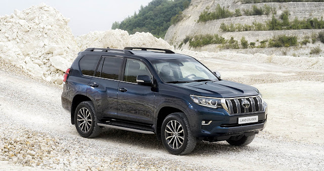 Giới thiệu xe Toyota Land Prado 2019 - Tình trạng nguồn hàng sắp đến ảnh 4