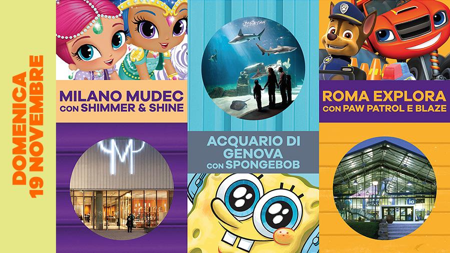 Nickalive Nickelodeon Italy To Host Universal Children S Day