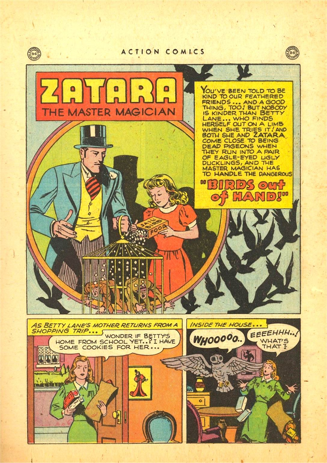 Action Comics (1938) 117 Page 15