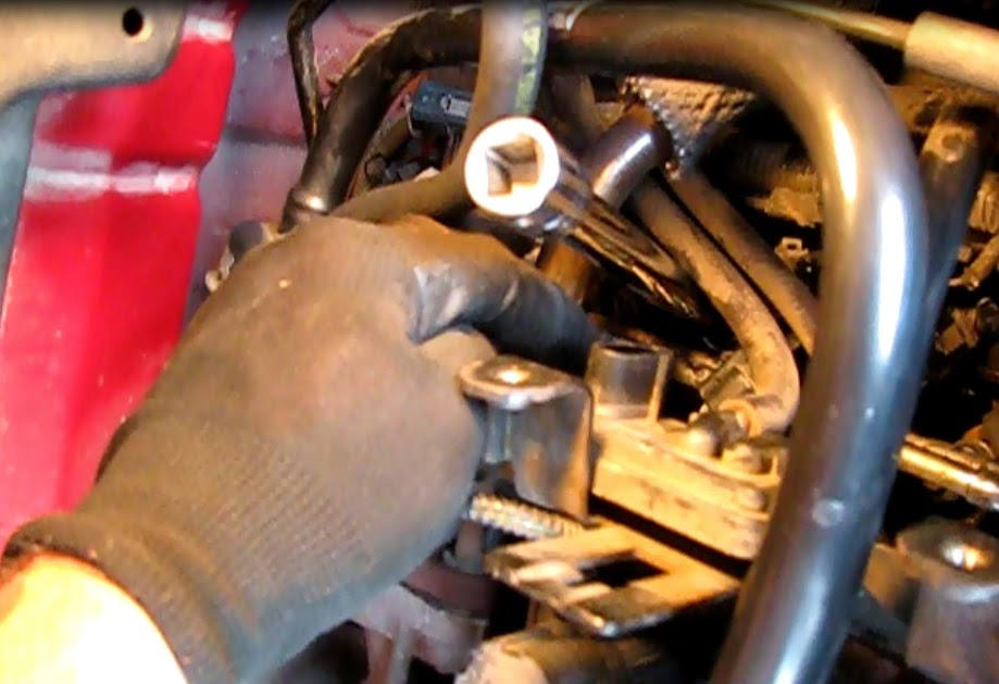 F150 Spark Plug Removal