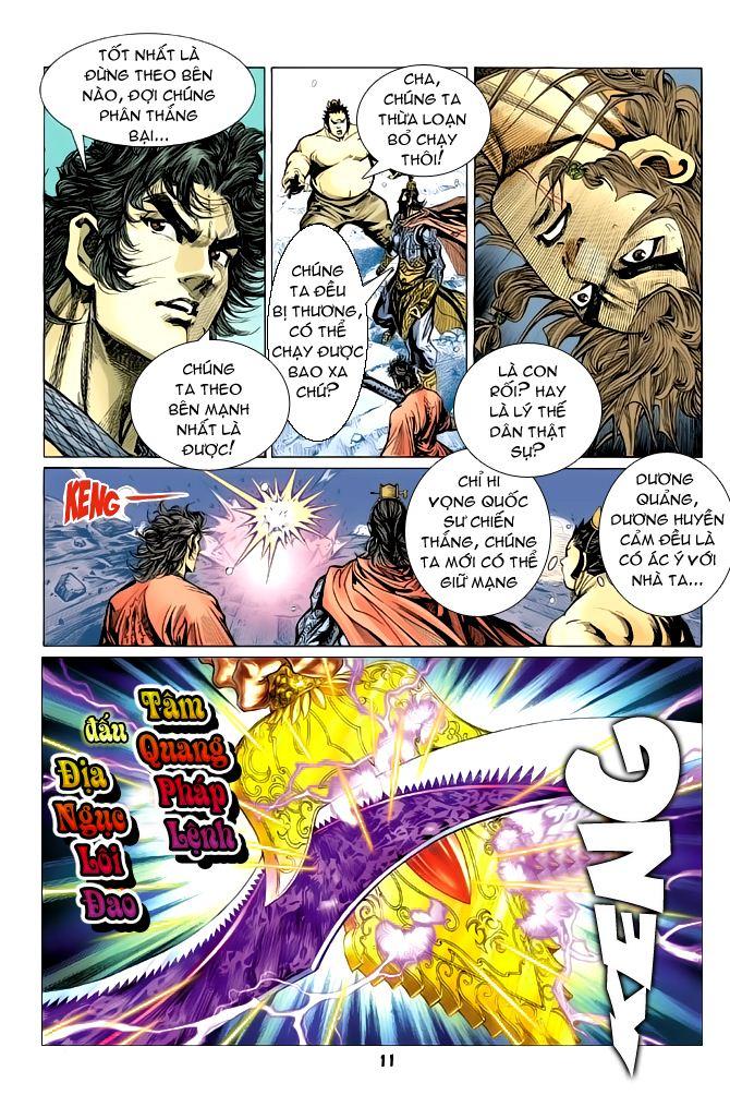 Đại Đường Uy Long chapter 56 trang 11