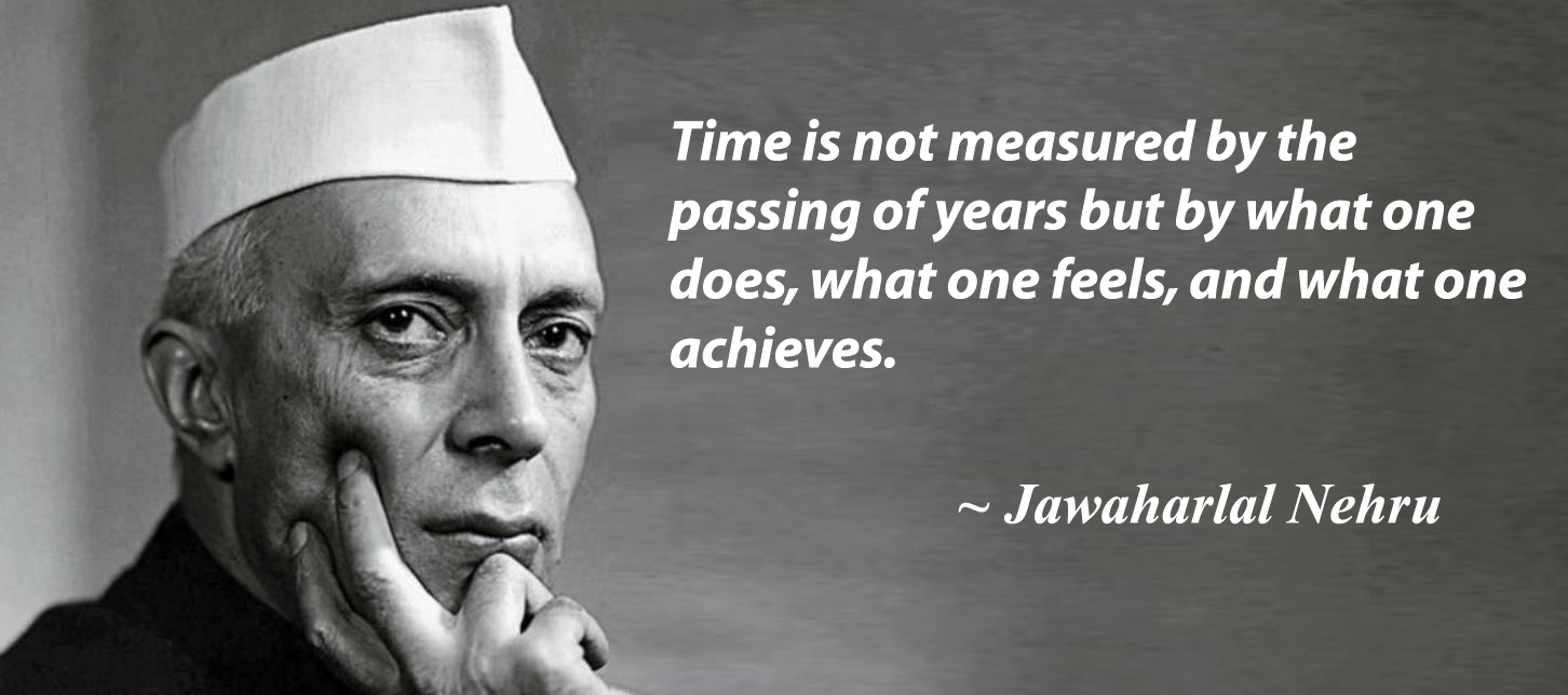 about jawaharlal nehru for kids