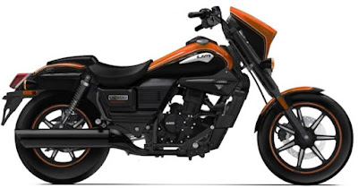New 2016 UM Renegade Sport S right side view Hd Image
