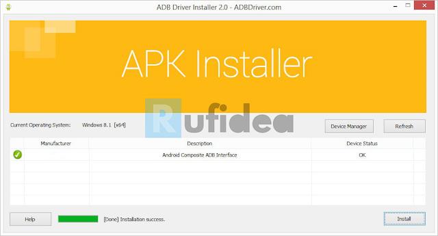 ADB Driver installer 2.0