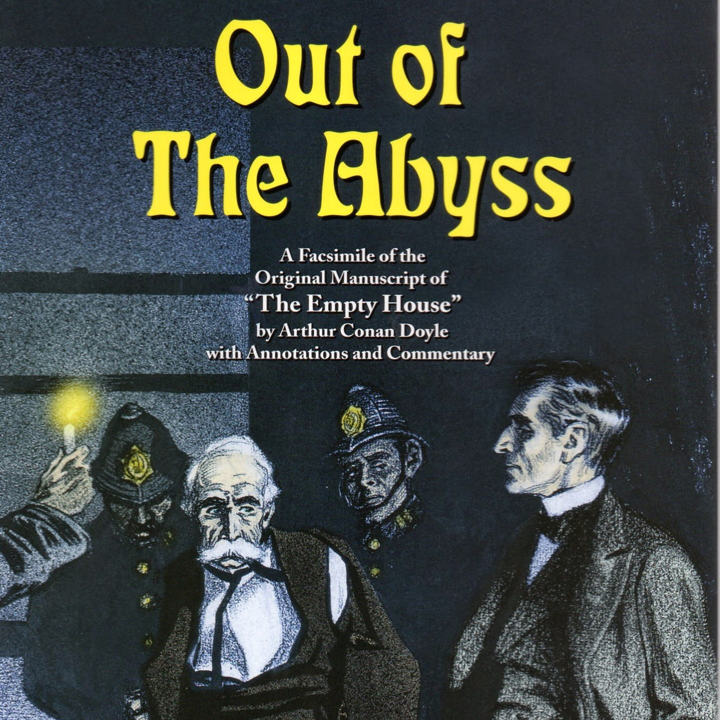 BSI Manuscript Series - Out of the Abyss