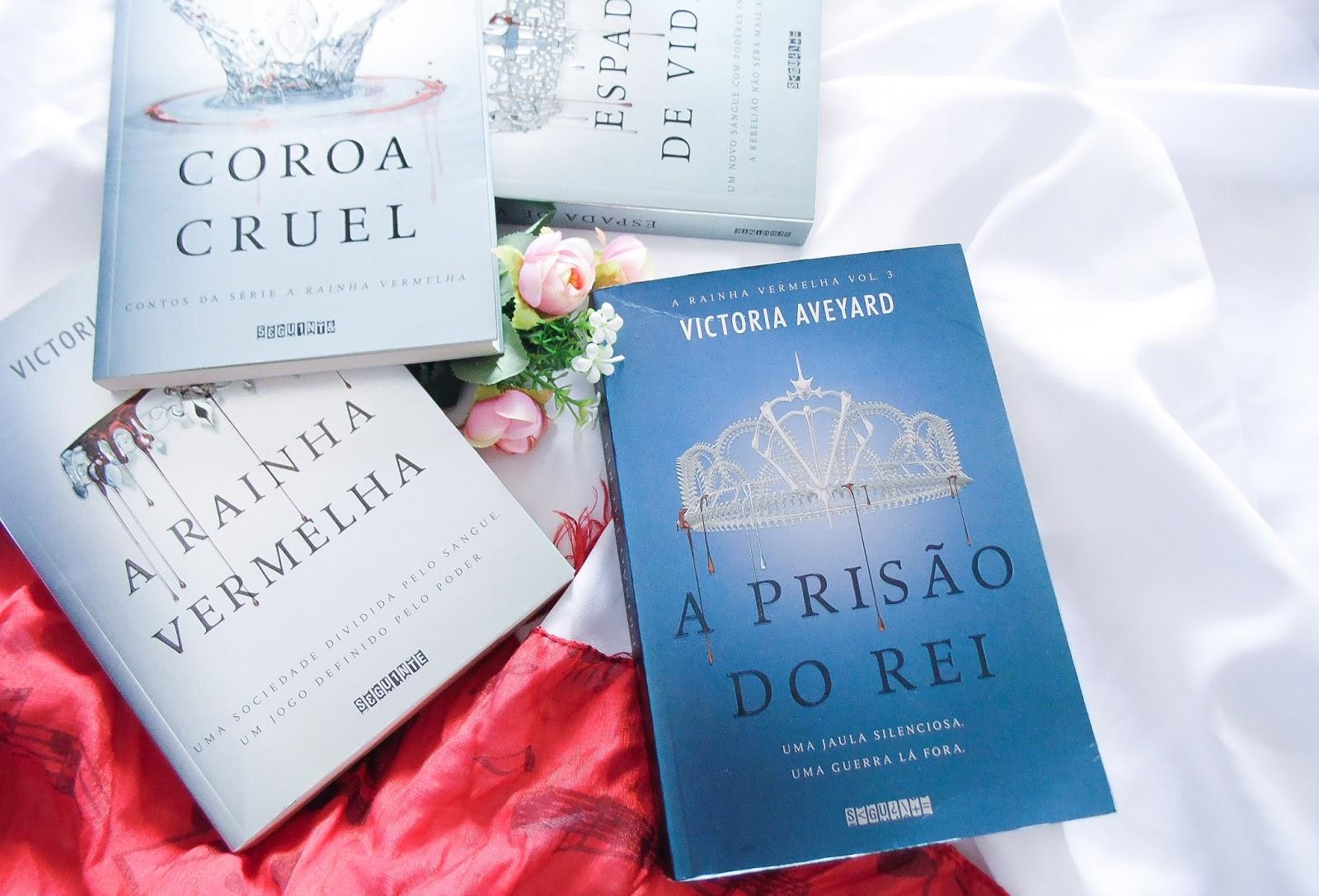 [RESENHA] Prisão do Rei – Victoria Aveyard