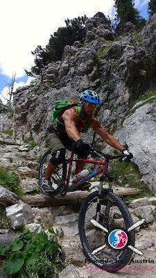 die schönsten Trails der Dolomiten