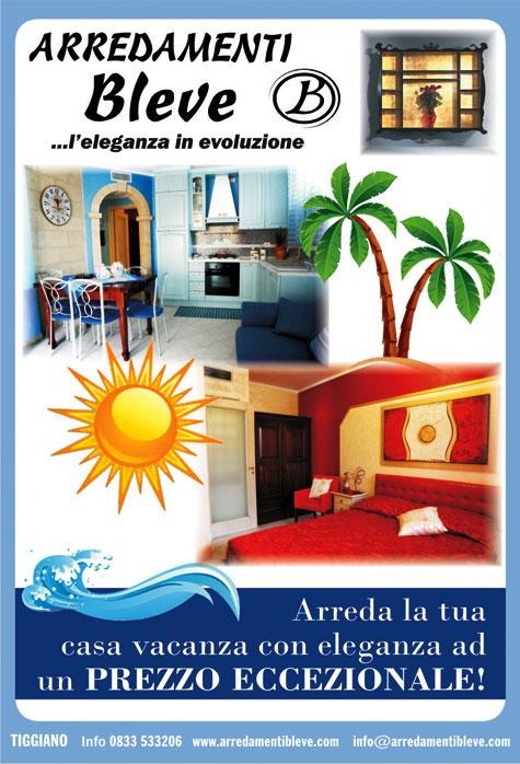 Arredamenti bleve arreda la tua casa vacanza con eleganza for Arreda la tua camera