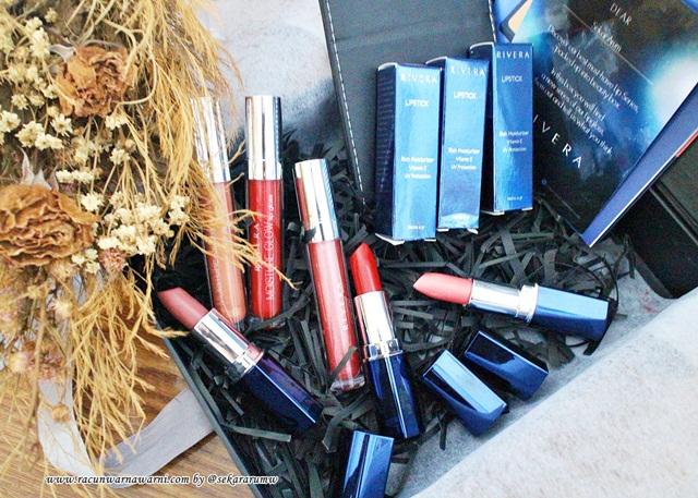 Paket Lip Product Dari Rivera