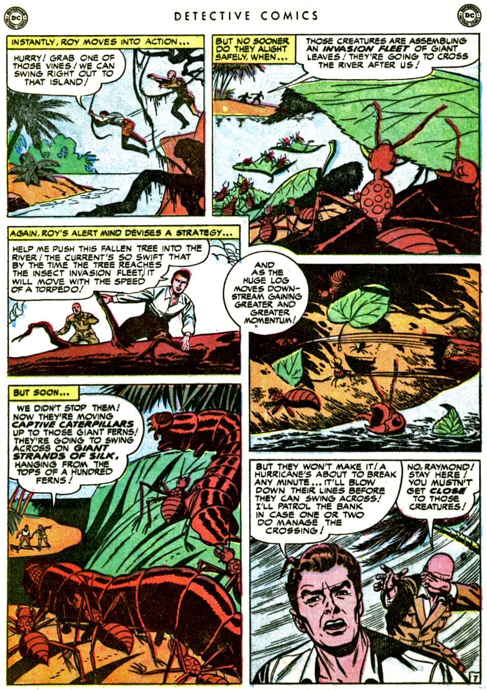 Read online Detective Comics (1937) comic -  Issue #162 - 23