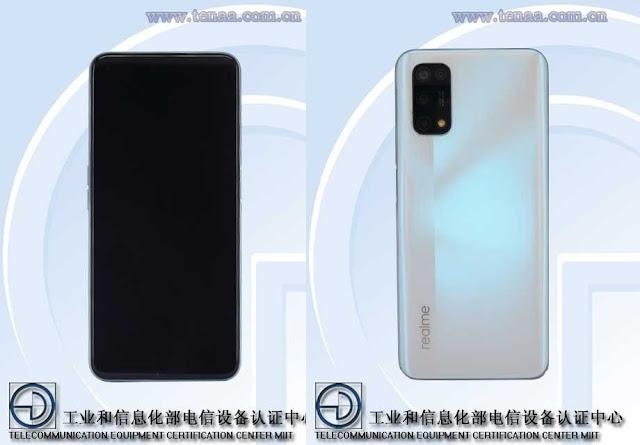 مواصفات وسعر هاتف Realme V5