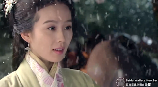 Liu Shi Shi in ep 12 of Imperial Doctress