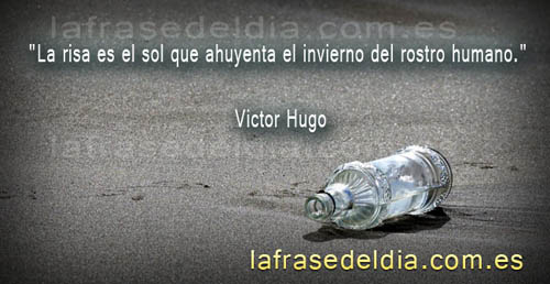 Frases célebres de Victor Hugo