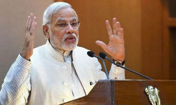 PM Modi, 67-year-old obstructing officer development over 40