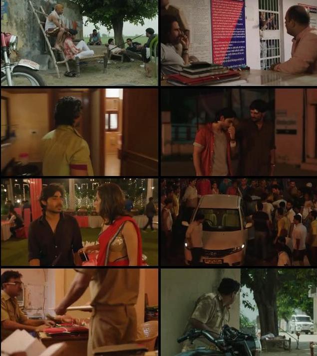 Meeruthiya Gangsters 2015 Hindi 720p HDRip