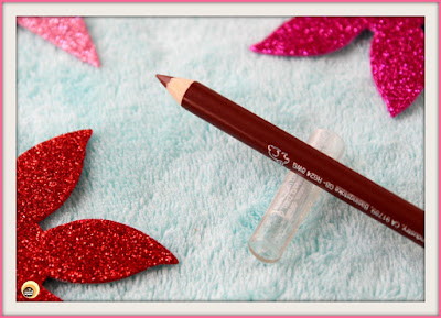 Wet n Wild Color Icon Chestnut/Marron E711 Lip Liner || Review, Swatches & Other Details