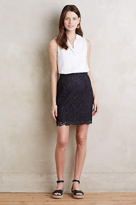 bohemian skirts and dresses from women's bohemian style fashion favorite Anthropologie