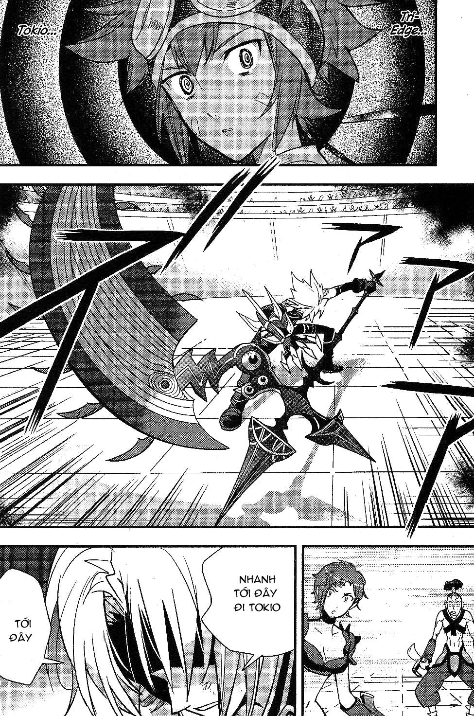 .HACK//LINK chapter 016 trang 25