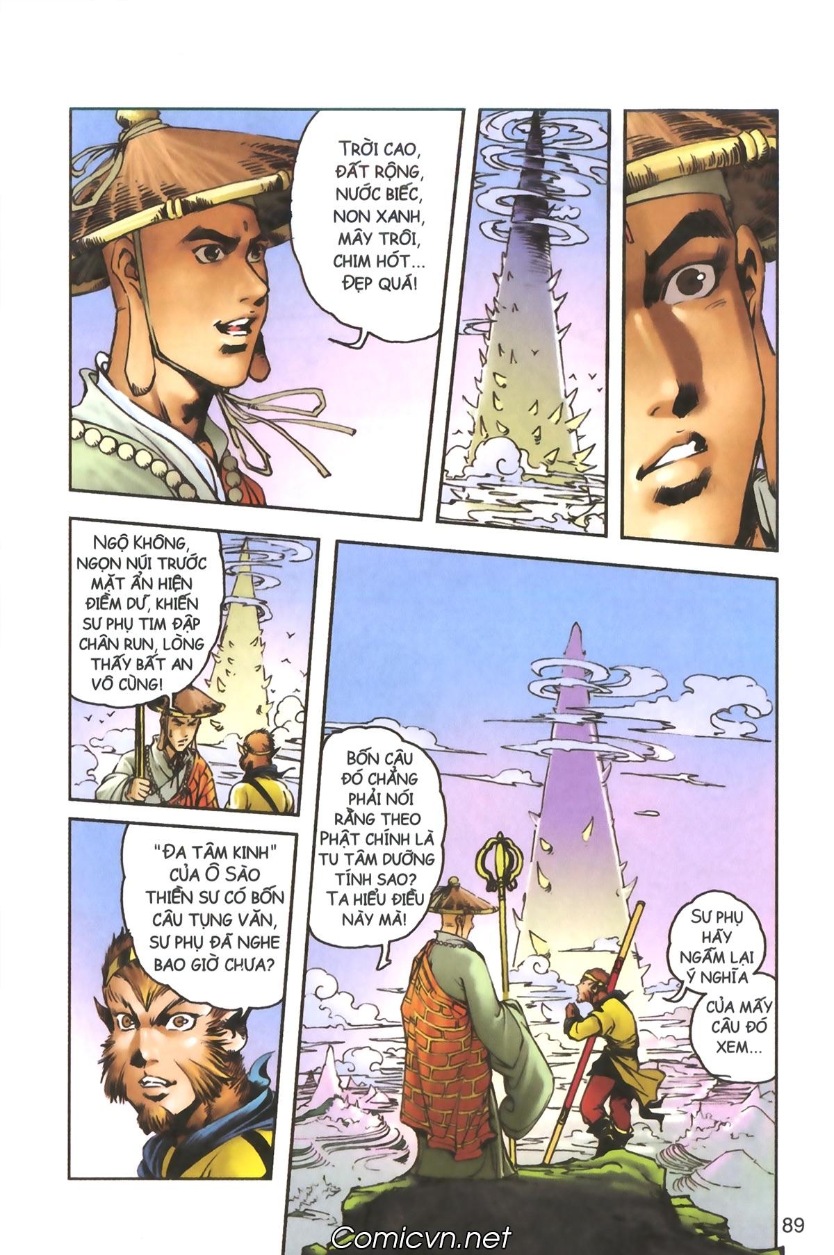 Tây Du Ký màu - Chapter 116 - Pic 34