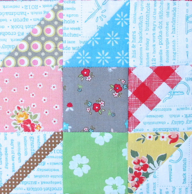 Bee In My Bonnet: The Quilty Barn Along Youtube Tutorial