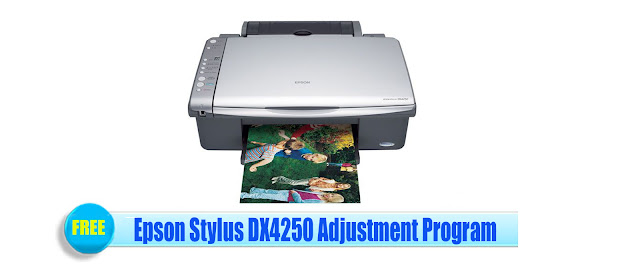 Epson Stylus DX4250 Adjustment Program