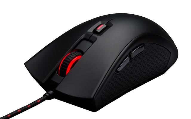 HyperX lanza el mouse para videojuegos Pulsefire FPS