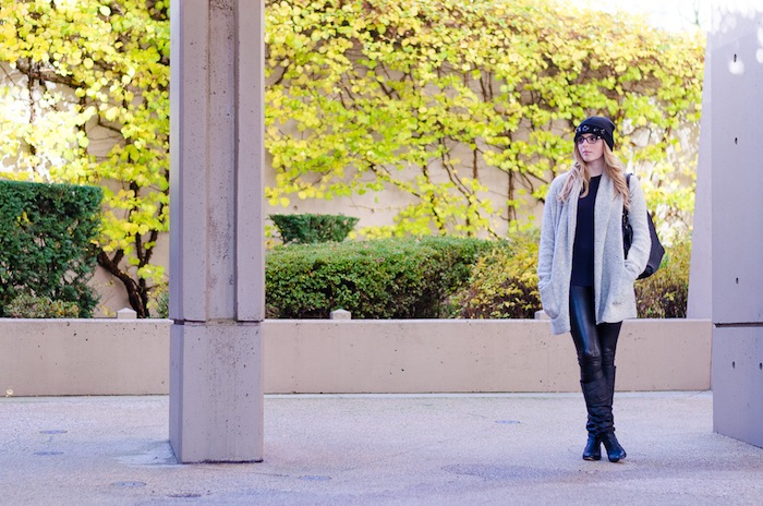 the urban umbrella style blog, vancouver style blog, vancouver fashion blog, vancouver lifestyle blog, vancouver health blog, vancouver fitness blog, vancouver travel blog, canadian fashion blog, canadian style blog, canadian lifestyle blog, canadian health blog, canadian fitness blog, canadian travel blog, bree aylwin, how to wear a beanie with curly hair, how to wear a embellished beanie, how to style a toque, how to style a thick knit cardigan, how to style leather leggings, Wilfred leather leggings, bootlegger cardigan, steve madden boots, aldo embellished toque, best fashion blogs, best style blogs, best lifestyle blogs, best fitness blogs, best health blogs, best travel blogs, top fashion blogs, top style blogs, top lifestyle blogs, top fitness blogs, top health blogs, top travel blogs