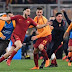 Dzeko, De Rossi Score As Roma Knock Barcelona Out Of The UEFA Champions League