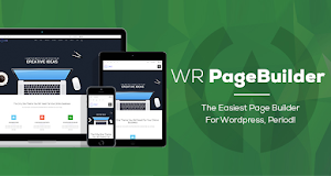 WR Page Builder is an easy-to-use but powerful plugin