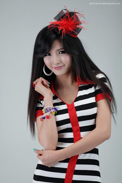 xxx nude girls: Cha Sun Hwa - White and Pink