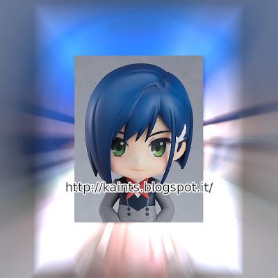 Ichigo in versione Nendoroid da Darling in the Franxx