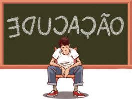 Resultado de imagem para educação brasileira atual