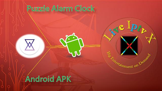Puzzle Alarm Clock  APK