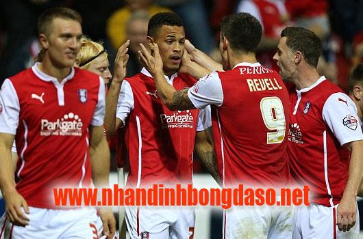 Brentford vs Rotherham United 21h00 ngày 4/8 www.nhandinhbongdaso.net