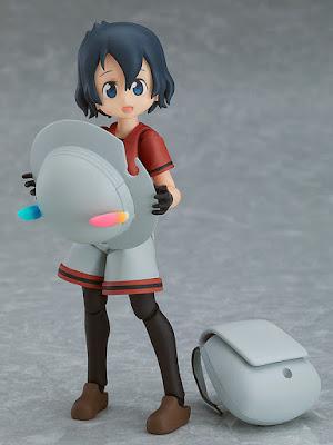 """figma Kaban-chan de """"Kemomo Friends"""" - Max Factory"""