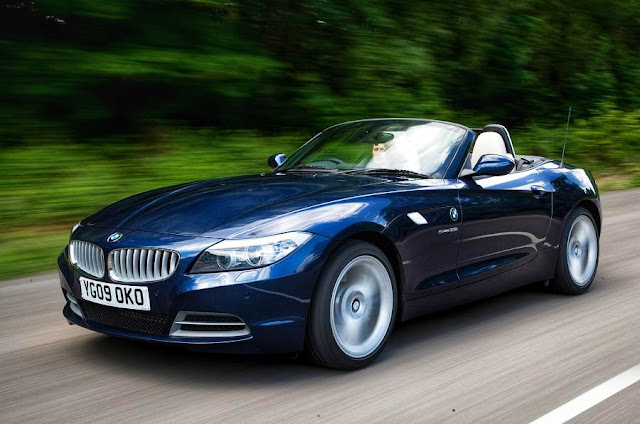 BMW Z4 Launched – Design, Engine and features