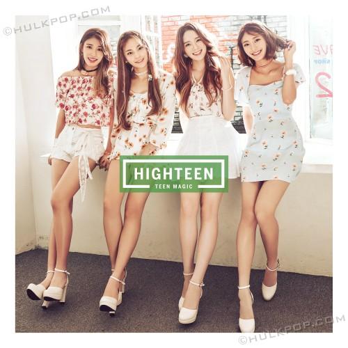HIGHTEEN – 1st. Mini Album – TEEN MAGIC