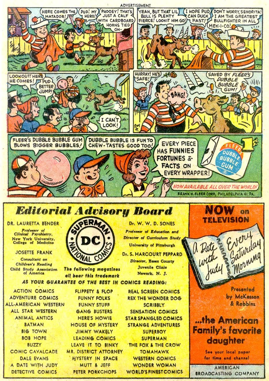 Read online Detective Comics (1937) comic -  Issue #179 - 24