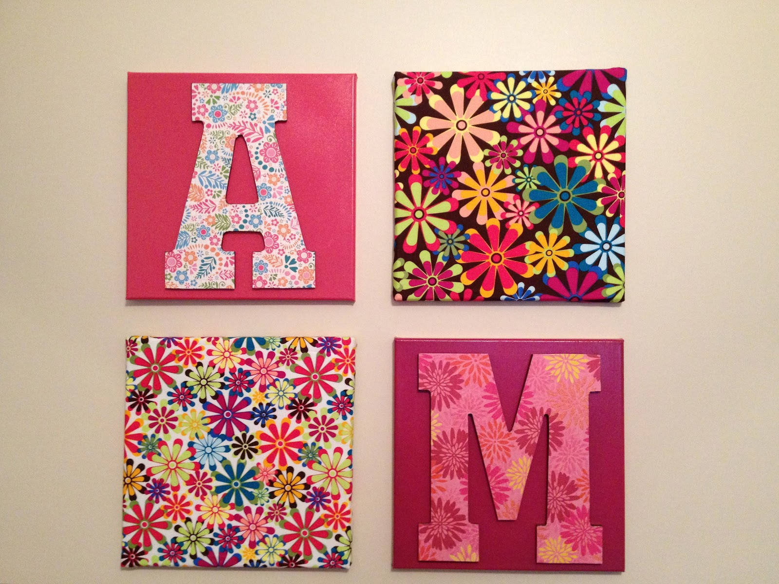 diy wall art for kids room 6 canvas painting ideas art wall - Canvas Design Ideas
