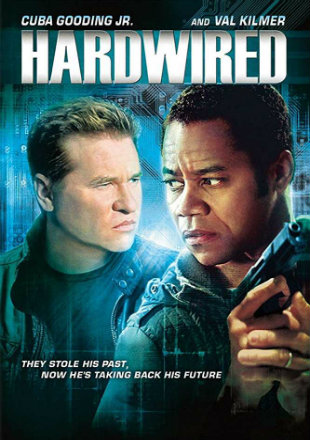Hardwired 2009 Hindi Dubbed Dual Audio 300mb Movie DVDScr Download